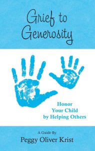 Grief to Generosity Book Cover